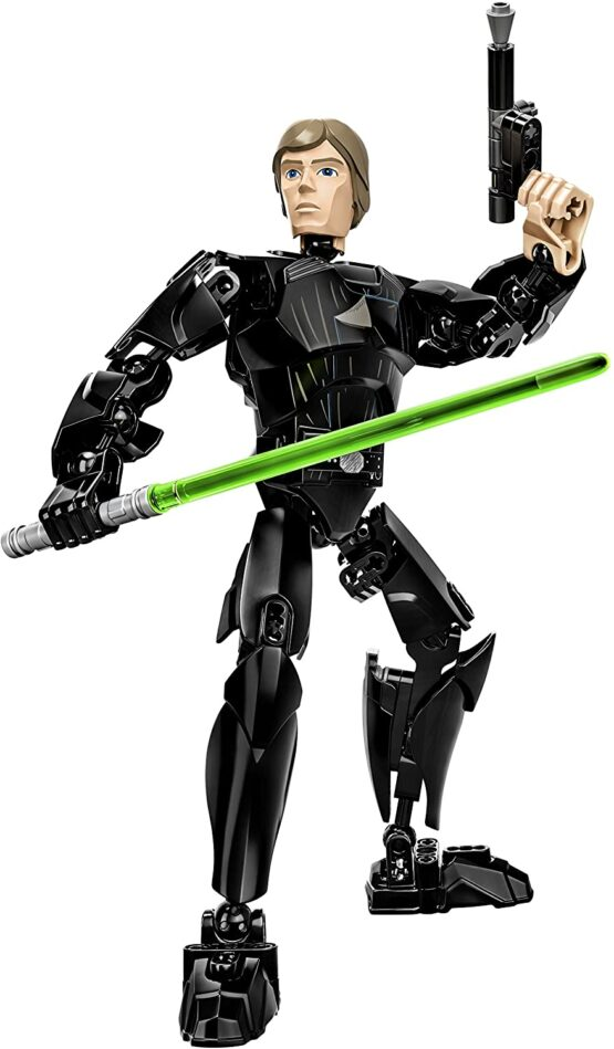 LEGO Star Wars Luke Skywalker Building Kit - 2