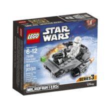 LEGO Star Wars First Order Snow Speeder Blocks Kit