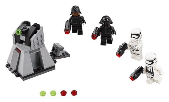 LEGO Star Wars First Order Battle Pack - 3