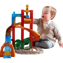 Fisher Price Thomas and Friends My First Twisting Tower Tracks