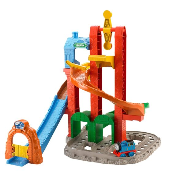 Fisher Price Thomas and Friends My First Twisting Tower Tracks - 3