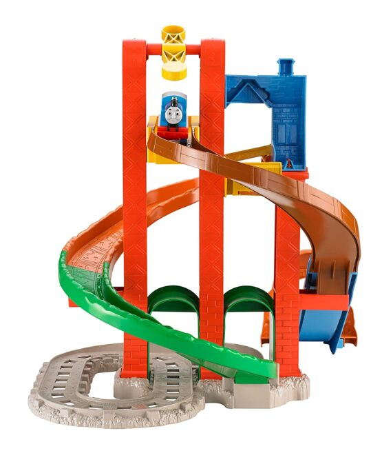 Fisher Price Thomas and Friends My First Twisting Tower Tracks - 2
