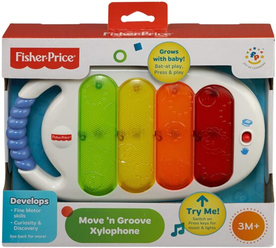 Fisher Price Move and Groove Xylophone - 4