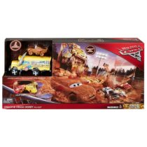 Mattel Cars 3 Crazy 8 Crashers Smash and Crash Derby Playset