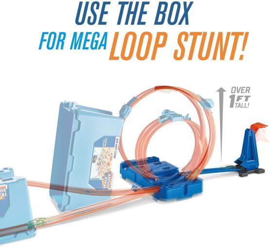 Hot Wheels Builder Multi Loop Box Playset - 3