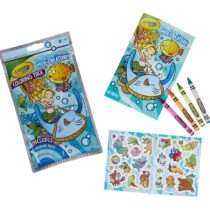 Crayola Coloring Pack MER Creatures