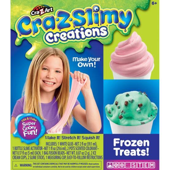 Cra-Z-Slimy Creations Frozen Treats