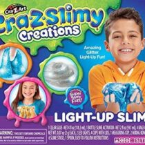 Cra-Z-Art Cra-Z-Slimy Light Up Slime kit