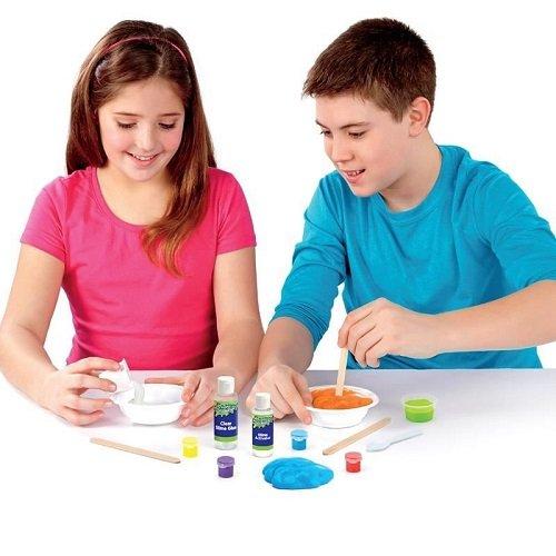 CRA-Z-ART Cra-Z-Slimy Rainbow Slime Maker Set