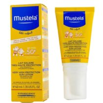 Mustela High Protection Facial Sun Cream SPF 50 40ml