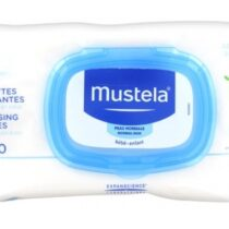 Mustela Normal Skin Cleansing Wipes 70 Wipes