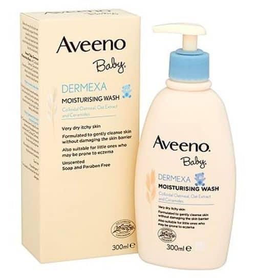 Aveeno Baby Dermexa Moisturising Wash