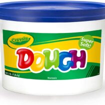 Blue Crayola Dough Bucket 3 Pounds