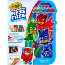 Crayola Color PJ Masks Mess Free Coloring