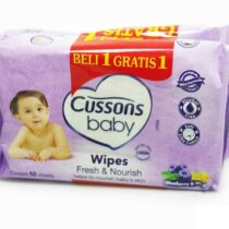 Cussons Baby Wipes Fresh & Nourish 50 pcs