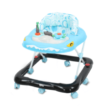 Tinnies Baby Walker Blue