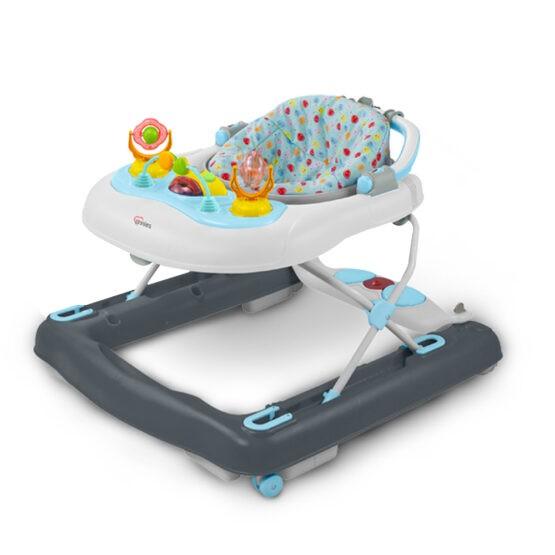 Tinnies Walker for Baby 3 in 1 Grey