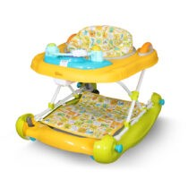 Tinnies Baby Walker Yellow