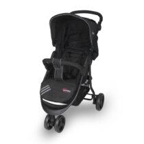 Tinnies Stroller 3 Wheeler Black