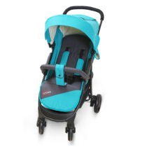 Tinnies Baby Stroller Green