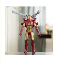 Avengers Titan Hero Series Blast Gear Iron Man Action Figure 12-inch