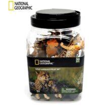 National Geographic 30 pcs Set Wild Animals