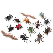 National Geographic 14 pcs Set Insects Animals