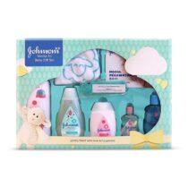 Johnson's Starter Kit Baby Shower Gift Set