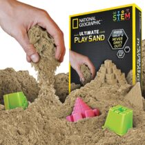 National Geographic Play Sand 900g Brown
