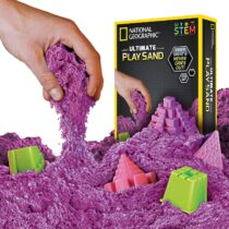 National Geographic Play Sand 900g Purple