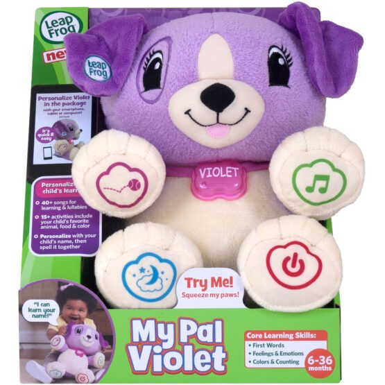 LeapFrog My Pal Violet or Scout - Color May Vary