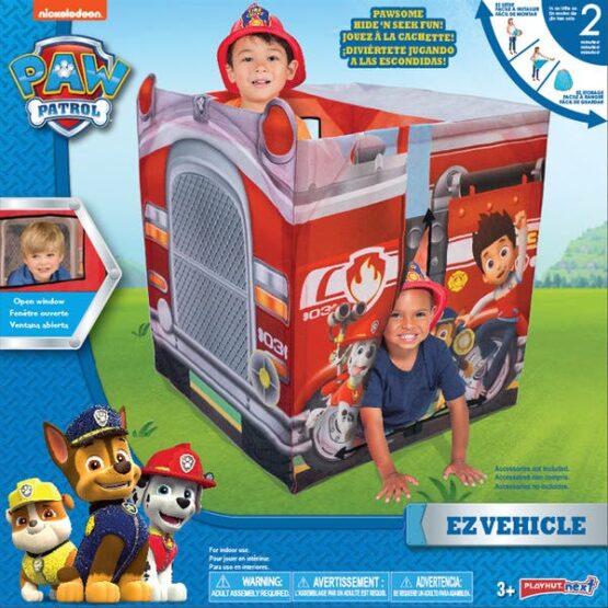 Paw Patrol EZ Fire Truck Tent House