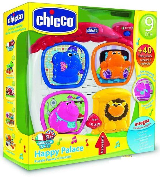 Chicco Happy Palace ABC Bilingual Baby