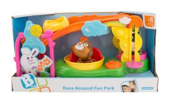 B kids Educational Toy Amusement Park