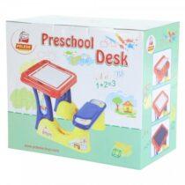 Polesie Preschool Desk Green