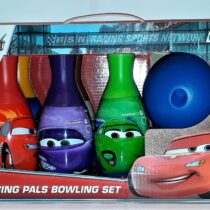 Disney Cars Indoor Outdoor Fun Racing Pals Bowling Set