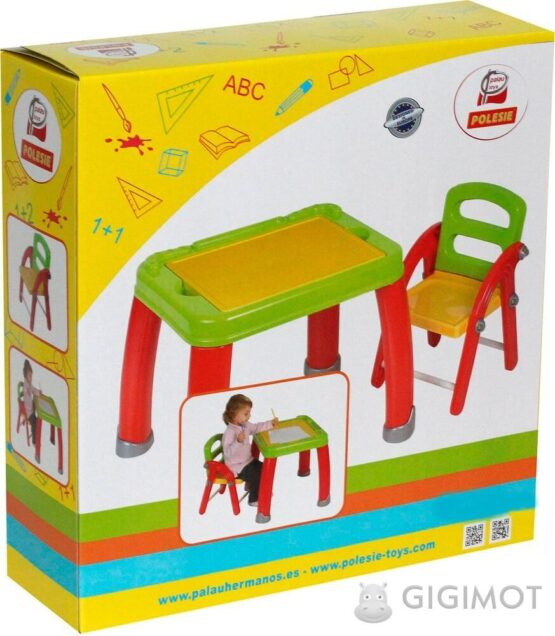 Polesie Table and Chair Set
