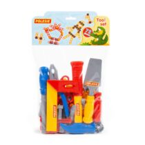 Polesie Tool Set 72 pieces – Color May Vary