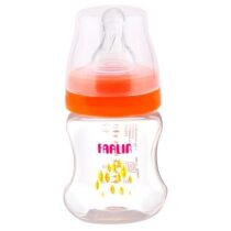 Farlin PP Wide Neck Feeding Bottle 150ml Pink