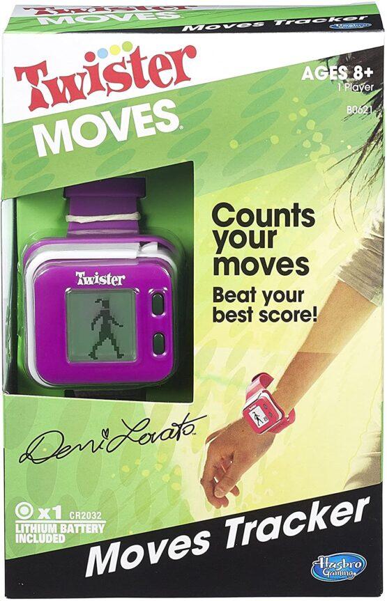 Hasbro Gaming Twister Moves Moves Tracker