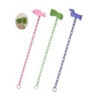 Farlin Pacifier Soother Chain Plastic