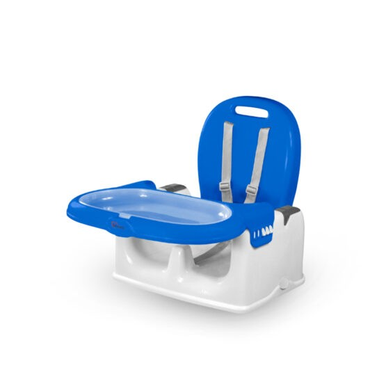 Tinnies Booster Seat Blue