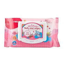 Farlin Baby Wet Wipes Anti Rash 85 pcs