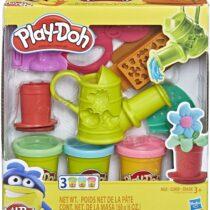 Play-Doh Growin' Garden Toy Gardening Tools Set