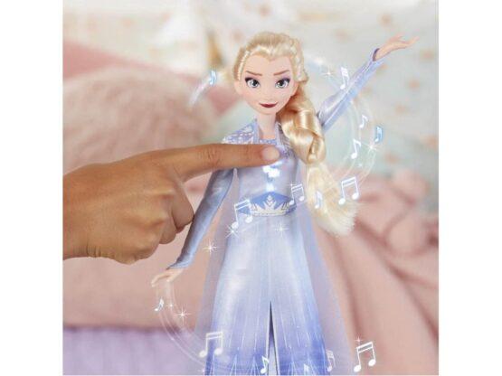 Disney Frozen II Elsa Singing Doll
