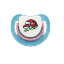 Pigeon Silicone Pacifier Step 1 Blue