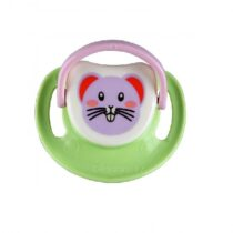 Pigeon Silicone Pacifier Step 1 Green