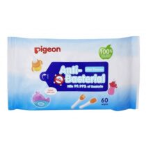 Pigeon Baby Anti-Bacterial Wet Tissue 20 Sheets
