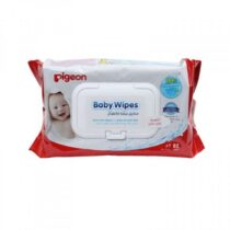 Pigeon Baby Wipes 99% Water (Arb) 82s Flip Top