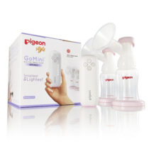 Pigeon Style GoMini Electric Breast Pump Double